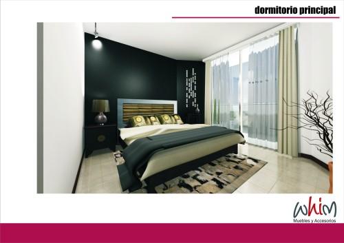Muebles para Dormitorio de Whim